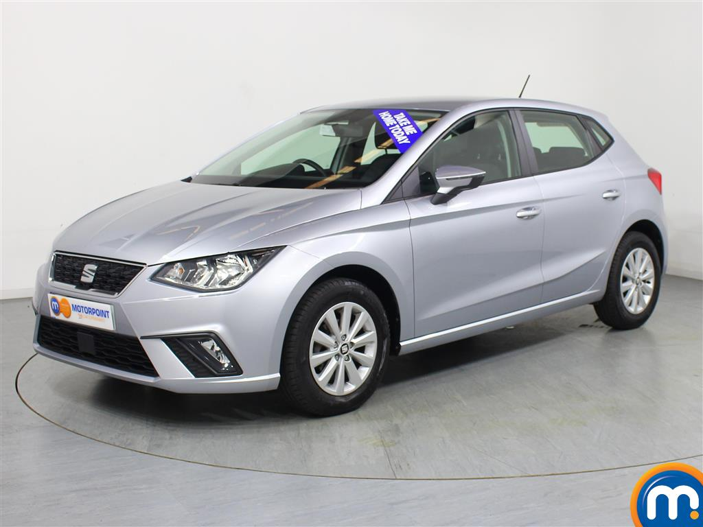Seat Ibiza SE Technology - Stock Number 1047395 Passenger side front corner
