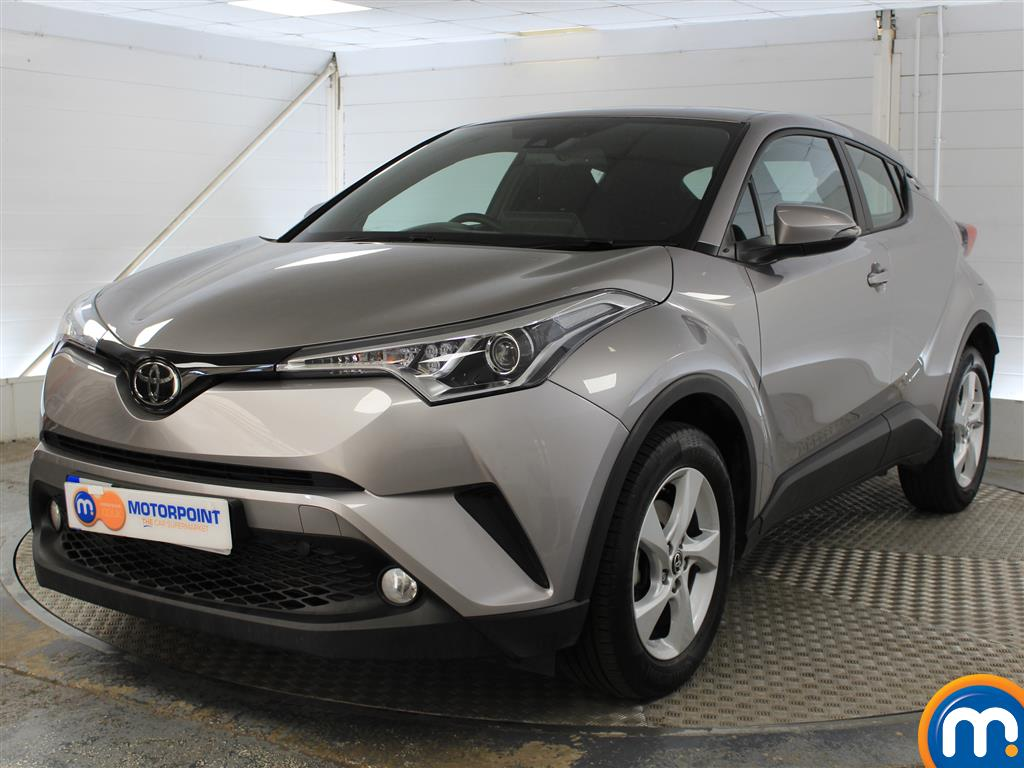 Toyota C-Hr Icon - Stock Number 1043880 Passenger side front corner