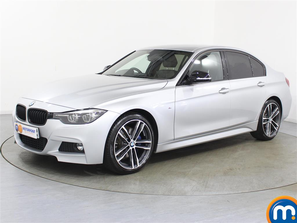 BMW 3 Series M Sport Shadow Edition - Stock Number 1038073 Passenger side front corner
