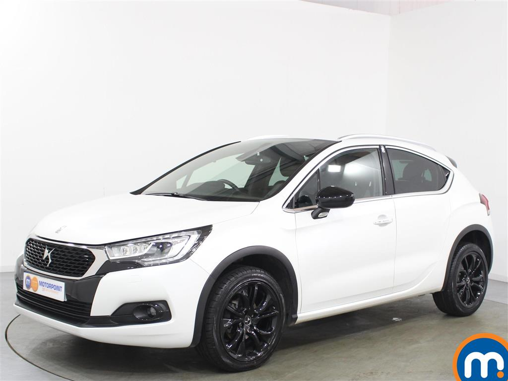 DS Ds 4 Crossback - Stock Number 1031152 Passenger side front corner