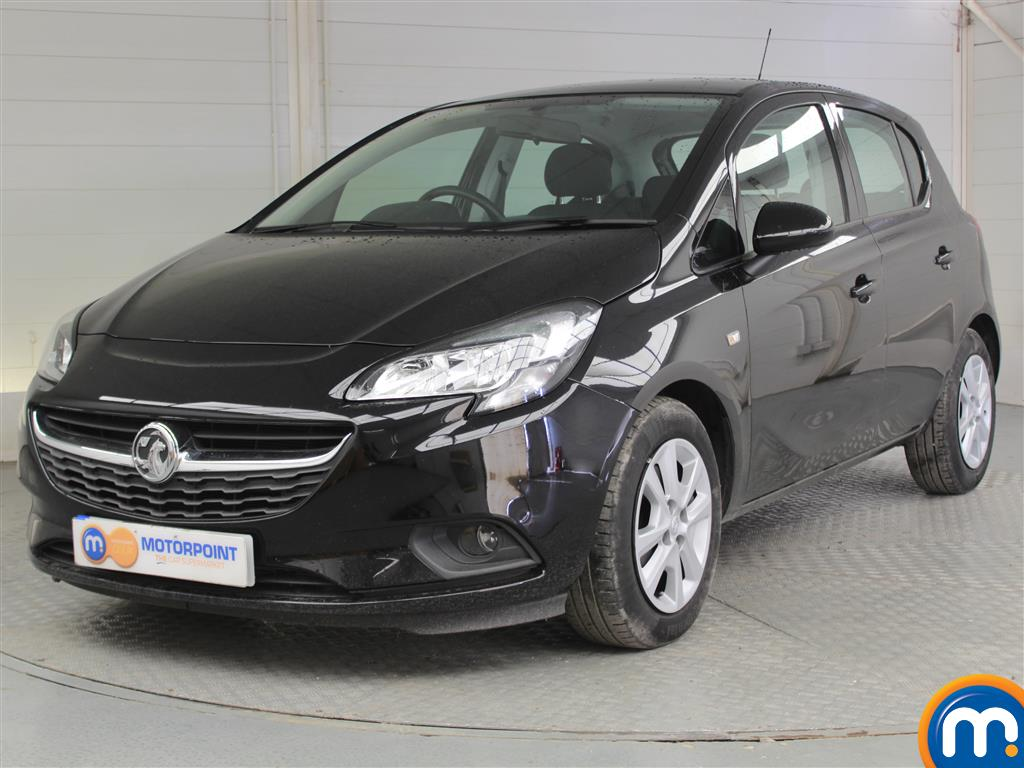 Vauxhall Corsa Design - Stock Number 1042306 Passenger side front corner