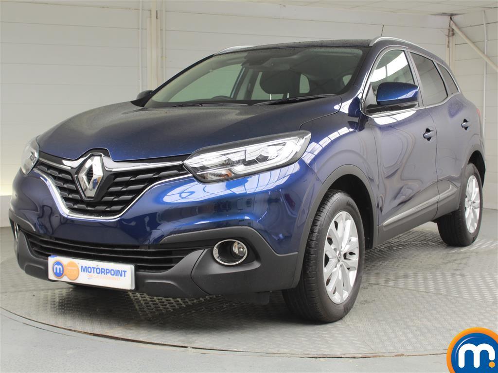 Renault Kadjar Dynamique Nav - Stock Number 1032906 Passenger side front corner