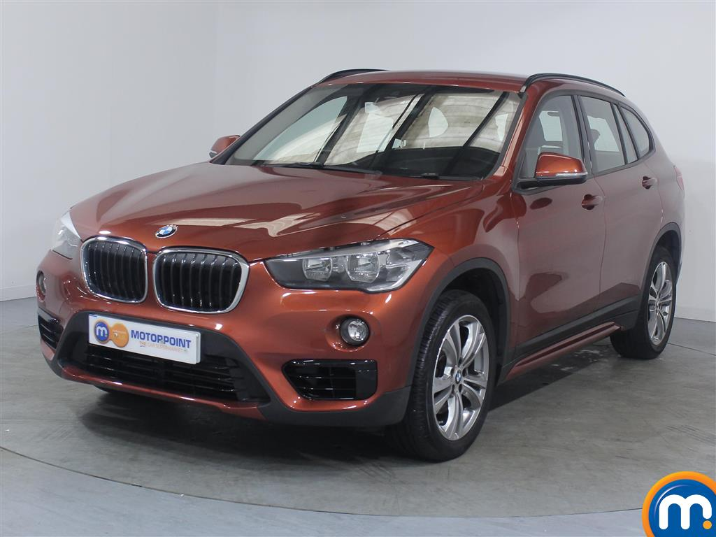 BMW X1 Sport - Stock Number 1048352 Passenger side front corner