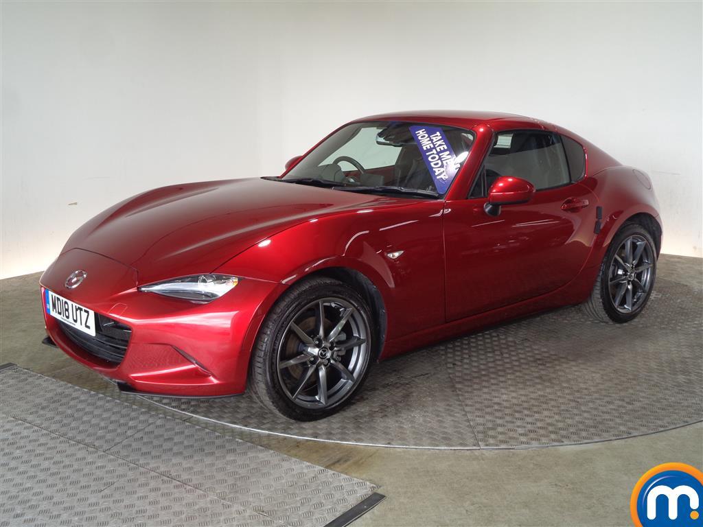 Mazda Mx-5 Sport Nav - Stock Number 1043526 Passenger side front corner