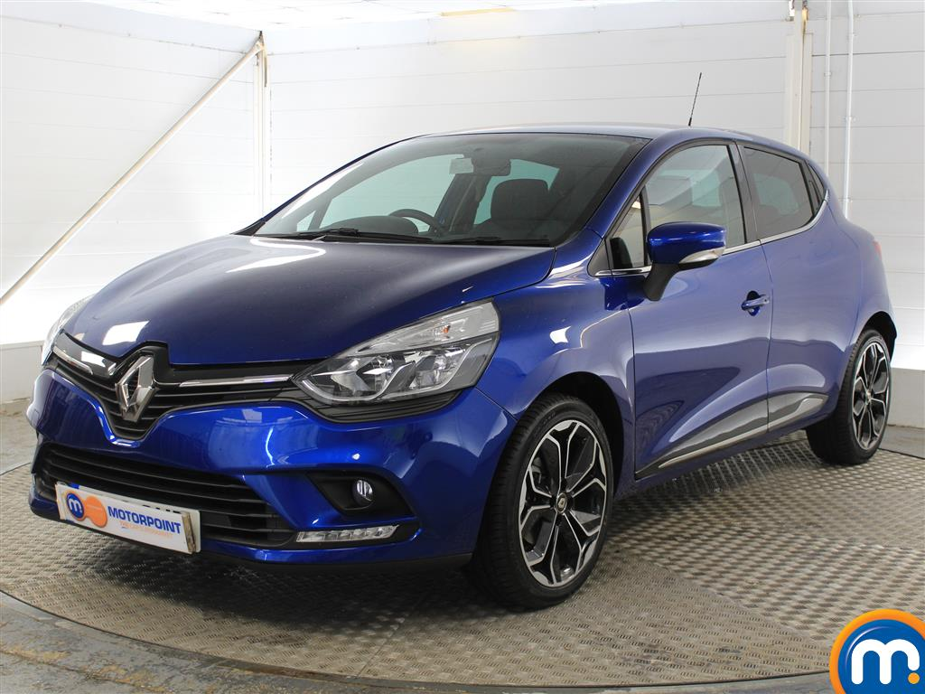 Renault Clio Iconic - Stock Number 1046745 Passenger side front corner