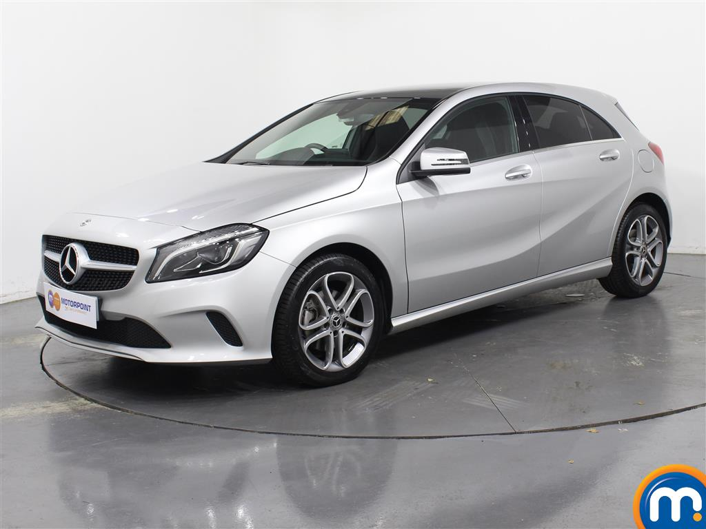 Mercedes-Benz A Class Sport Edition - Stock Number 1047397 Passenger side front corner