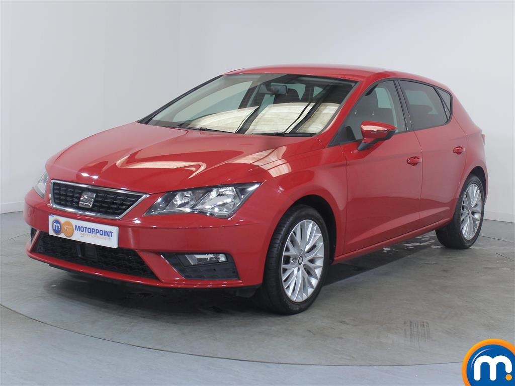 Seat Leon SE Dynamic Technology - Stock Number 1041100 Passenger side front corner