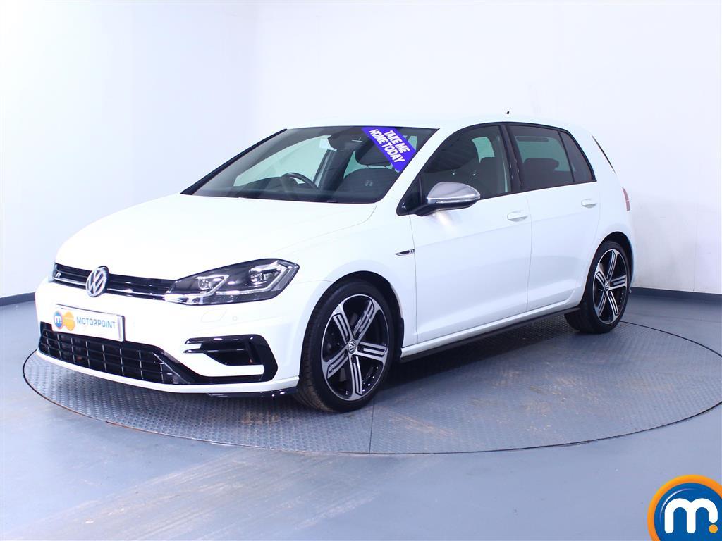 Volkswagen Golf R - Stock Number 1046072 Passenger side front corner