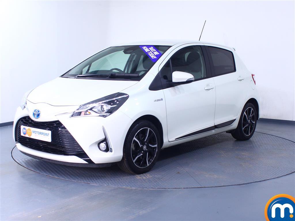Toyota Yaris Design - Stock Number 1046819 Passenger side front corner