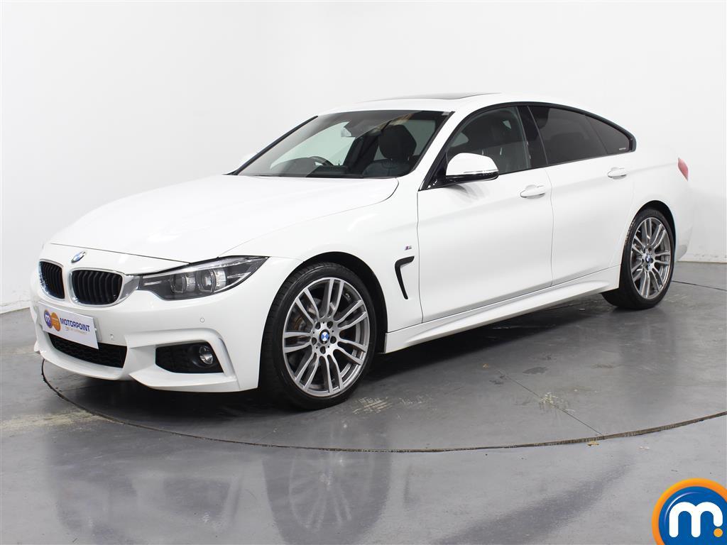 BMW 4 Series M Sport - Stock Number 1044683 Passenger side front corner