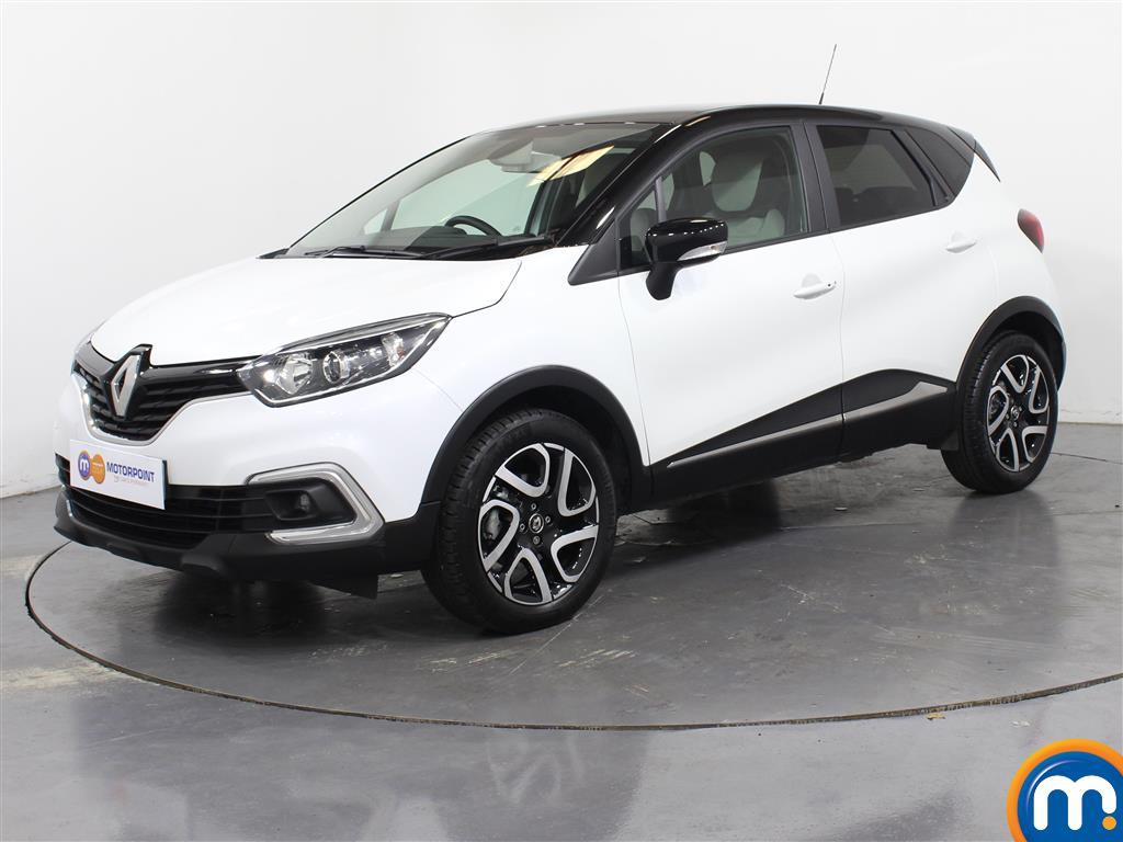 Renault Captur Iconic - Stock Number 1042682 Passenger side front corner