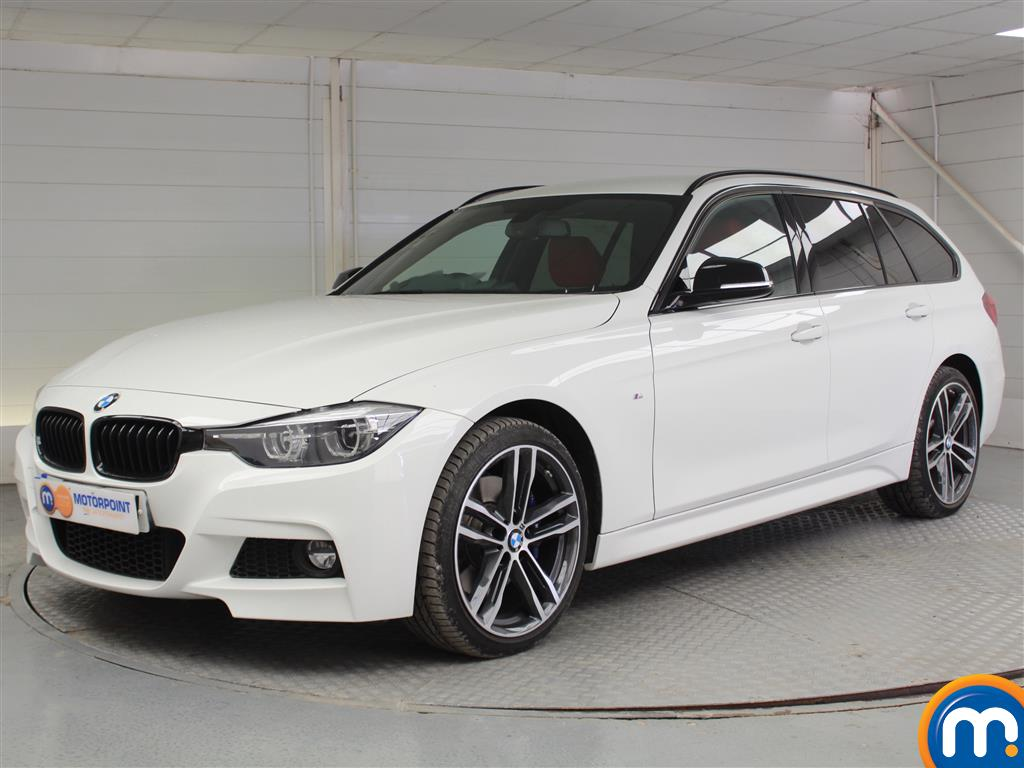 BMW 3 Series M Sport Shadow Edition - Stock Number 1044601 Passenger side front corner