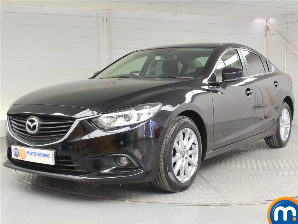 Mazda 6 SE-L Nav - Stock Number 1044977 Passenger side front corner