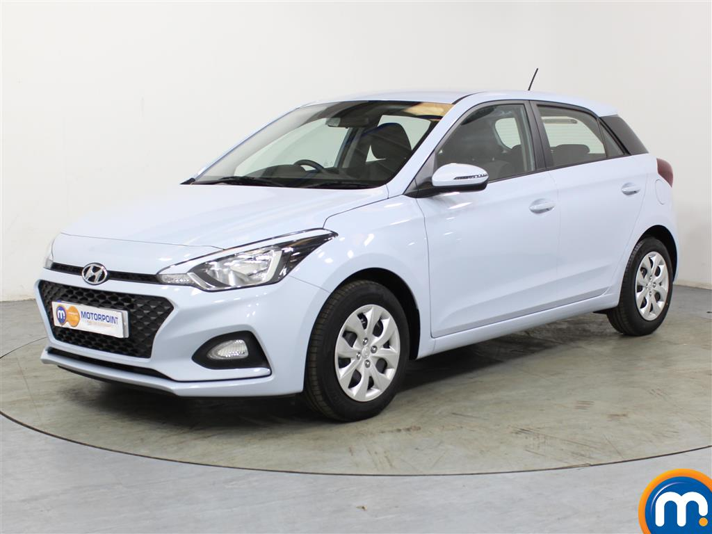 Hyundai I20 S Connect - Stock Number 1041630 Passenger side front corner