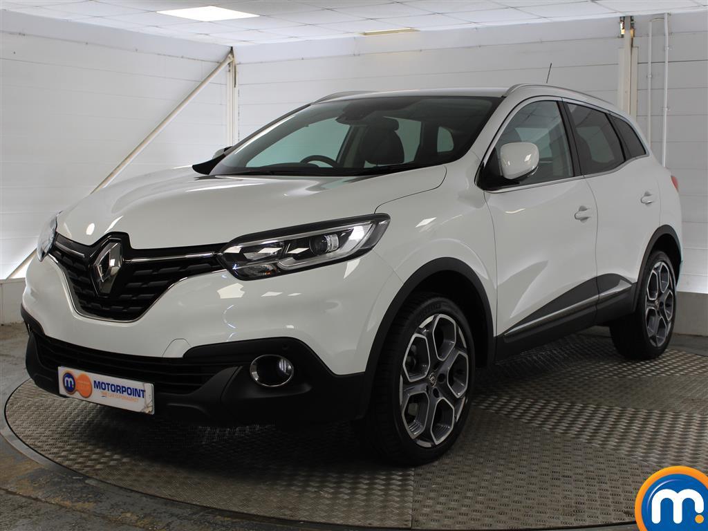 Renault Kadjar Dynamique S Nav - Stock Number 1046784 Passenger side front corner