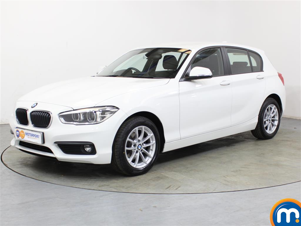 BMW 1 Series SE Business - Stock Number 1045154 Passenger side front corner