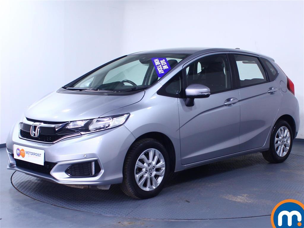 Honda Jazz SE Navi - Stock Number 1044189 Passenger side front corner