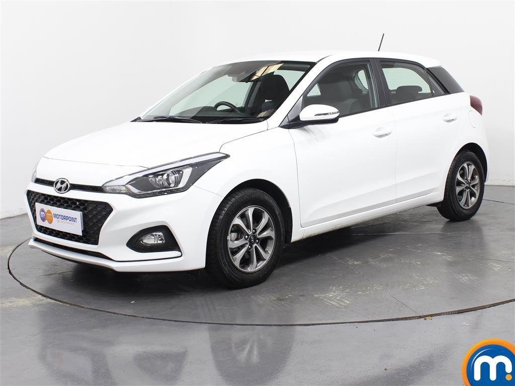 Hyundai I20 SE - Stock Number 1043265 Passenger side front corner