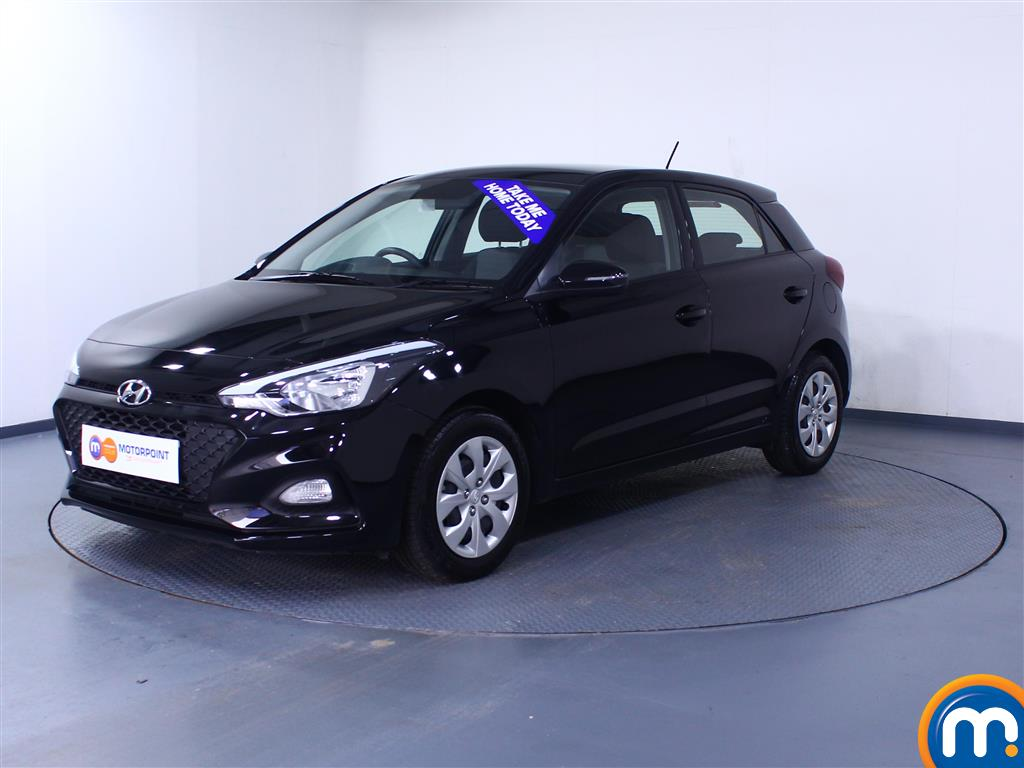 Hyundai I20 S Connect - Stock Number 1041649 Passenger side front corner