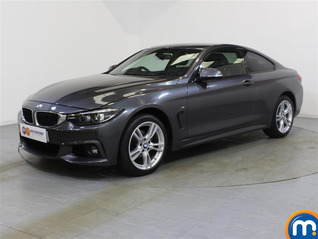 BMW 4 Series M Sport - Stock Number 1037708 Passenger side front corner