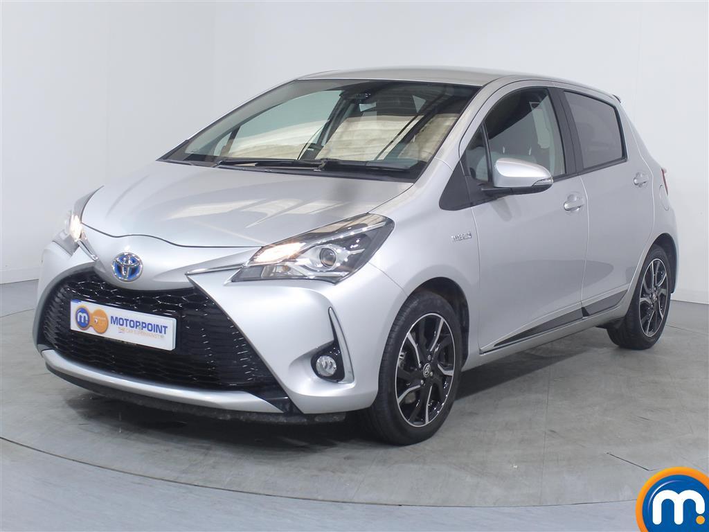 Toyota Yaris Design - Stock Number 1046816 Passenger side front corner