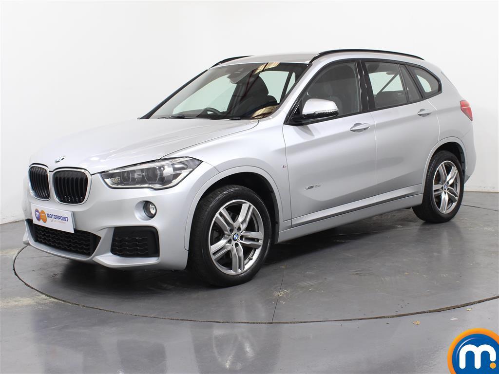 BMW X1 M Sport - Stock Number 1047619 Passenger side front corner