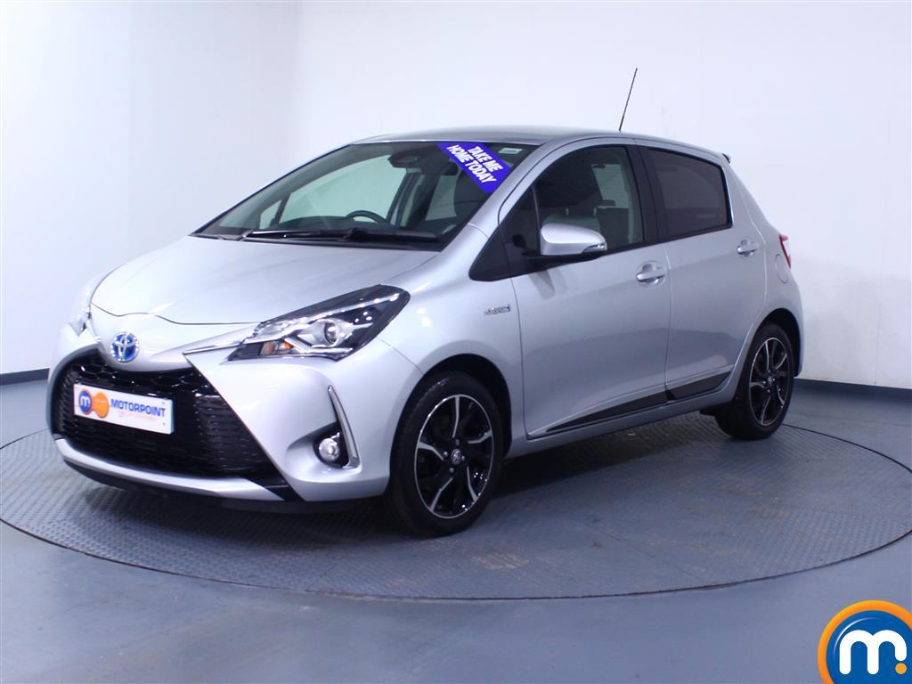 Toyota Yaris Design - Stock Number 1046814 Passenger side front corner