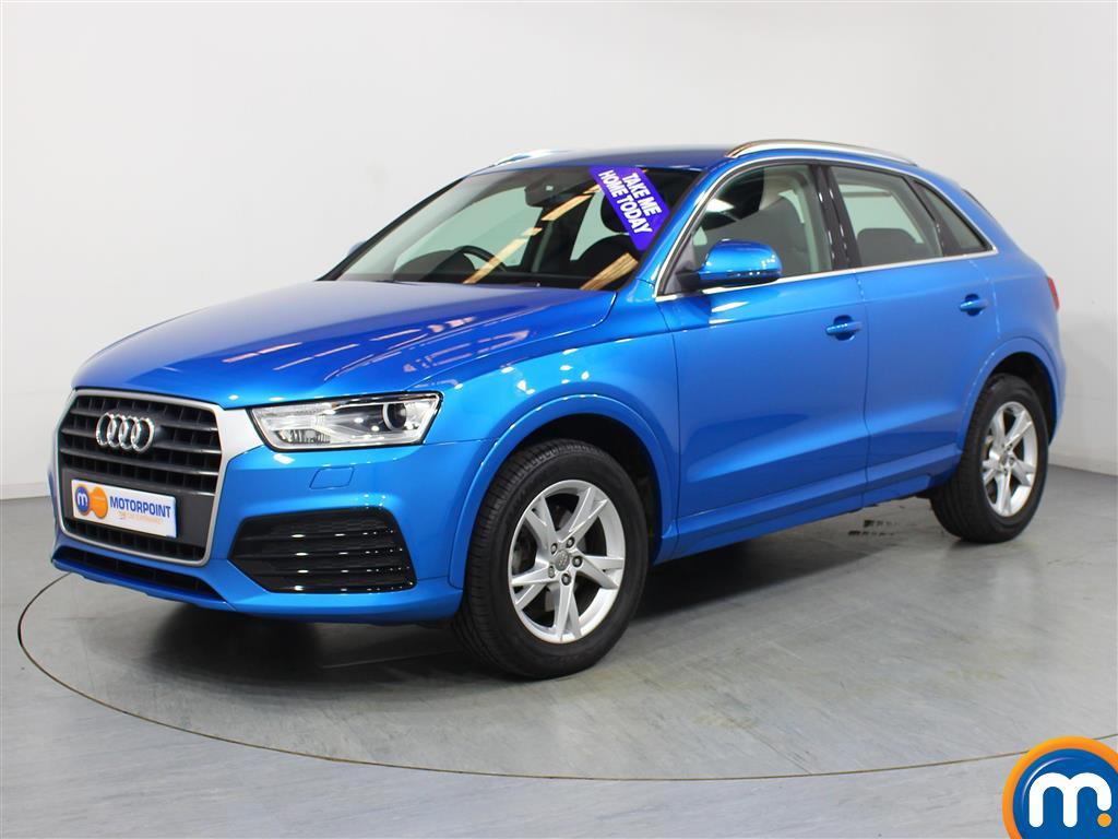 Audi Q3 Sport - Stock Number 1048354 Passenger side front corner
