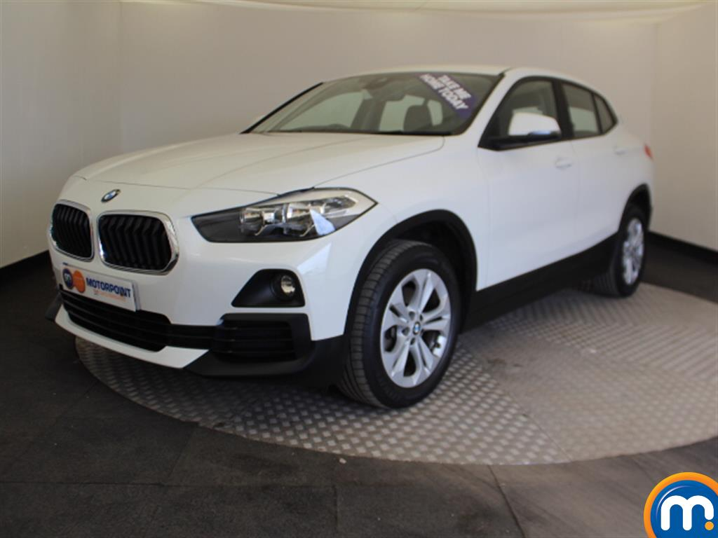 BMW X2 SE - Stock Number 1046644 Passenger side front corner