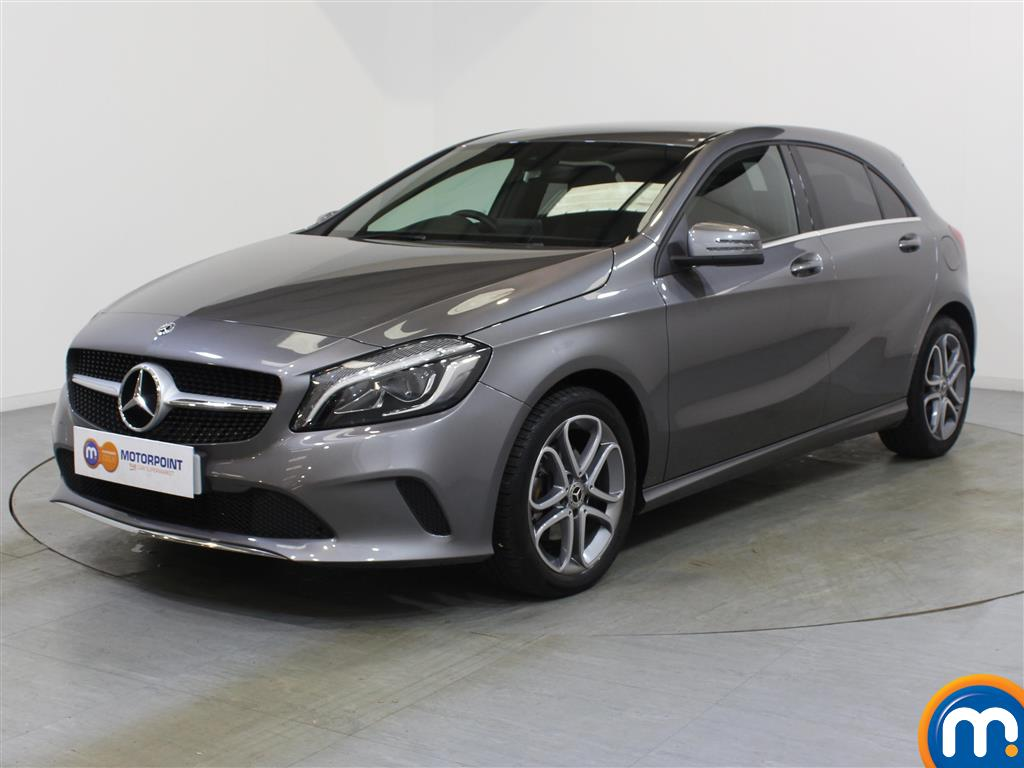 Mercedes-Benz A Class Sport Edition - Stock Number 1042855 Passenger side front corner