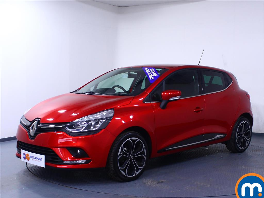 Renault Clio Iconic - Stock Number 1046679 Passenger side front corner
