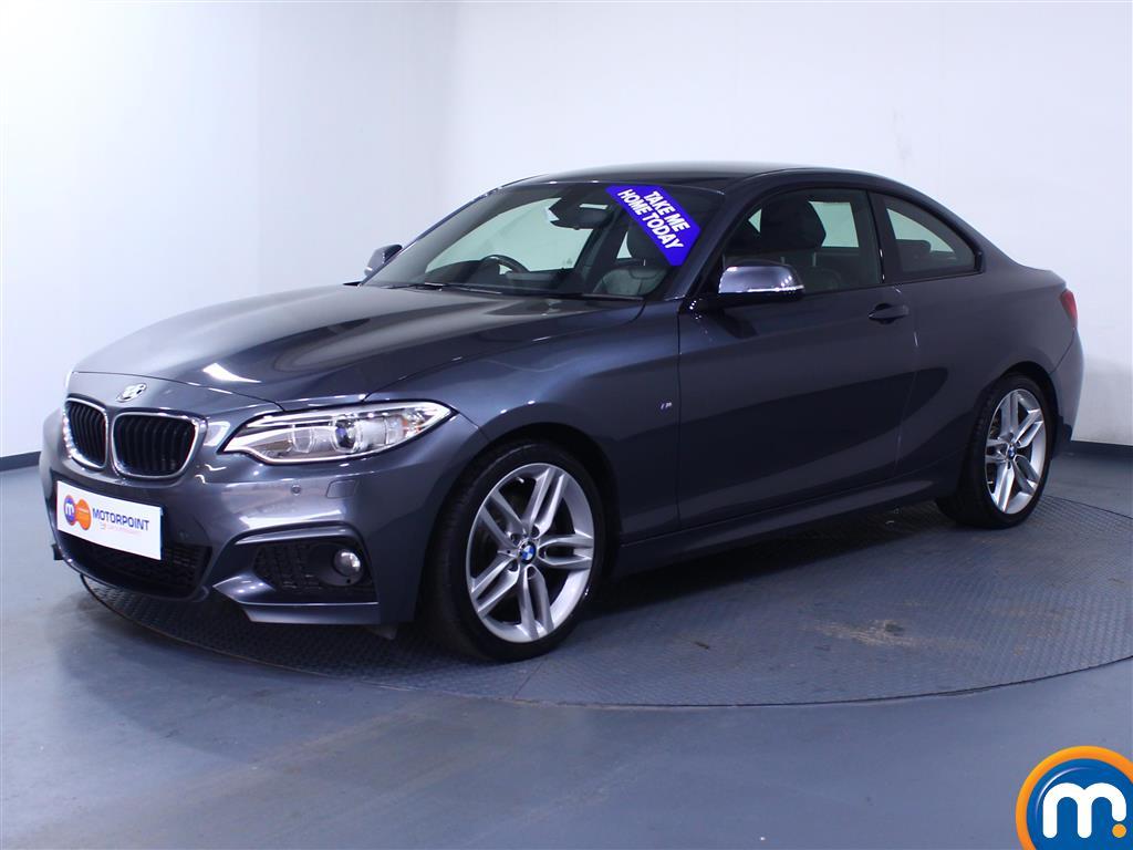 BMW 2 Series M Sport - Stock Number 1049554 Passenger side front corner