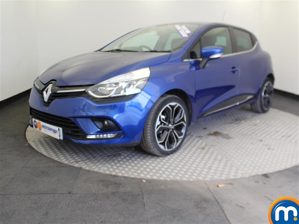 Renault Clio Iconic - Stock Number 1046755 Passenger side front corner