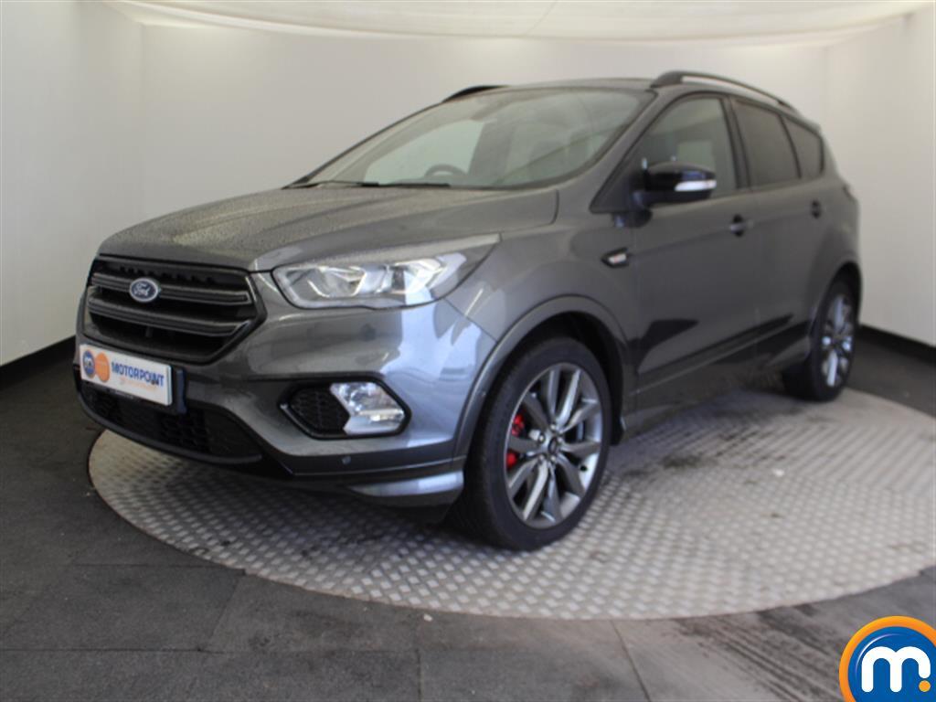 Ford Kuga ST-Line Edition - Stock Number 1045822 Passenger side front corner