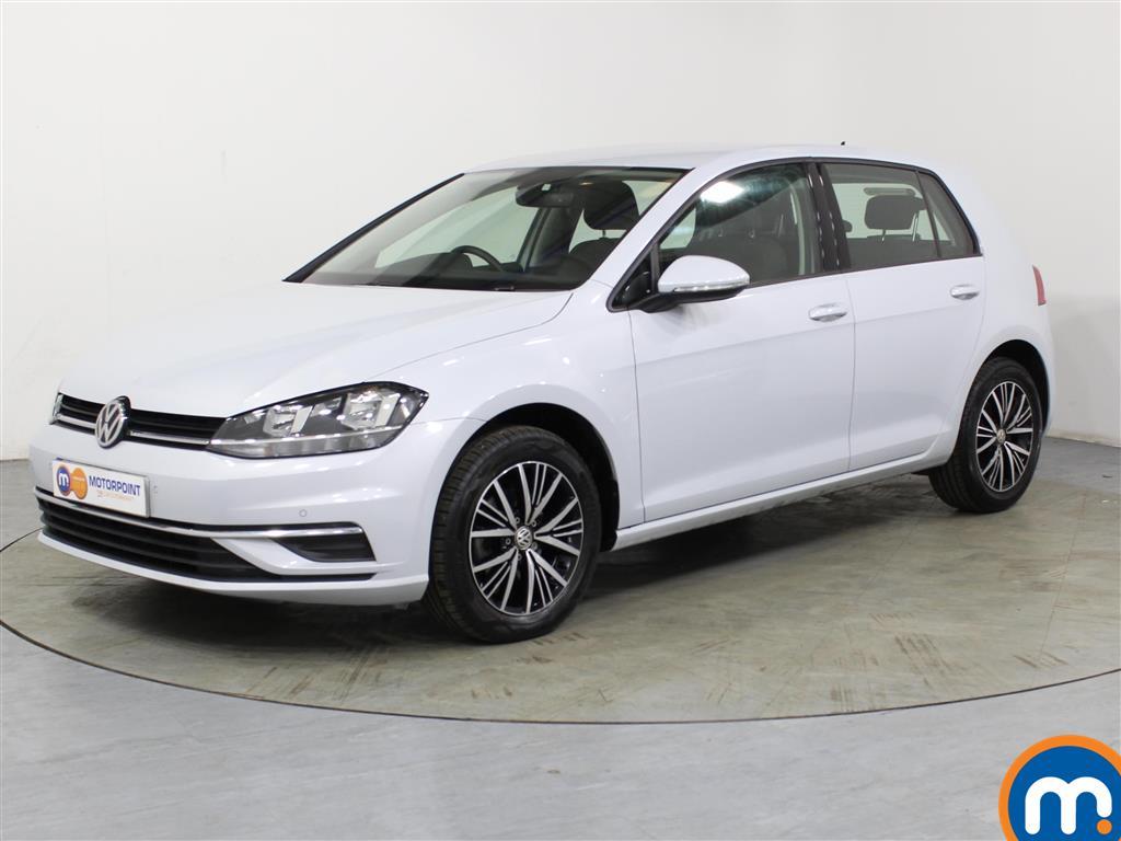 Volkswagen Golf SE - Stock Number 1046074 Passenger side front corner