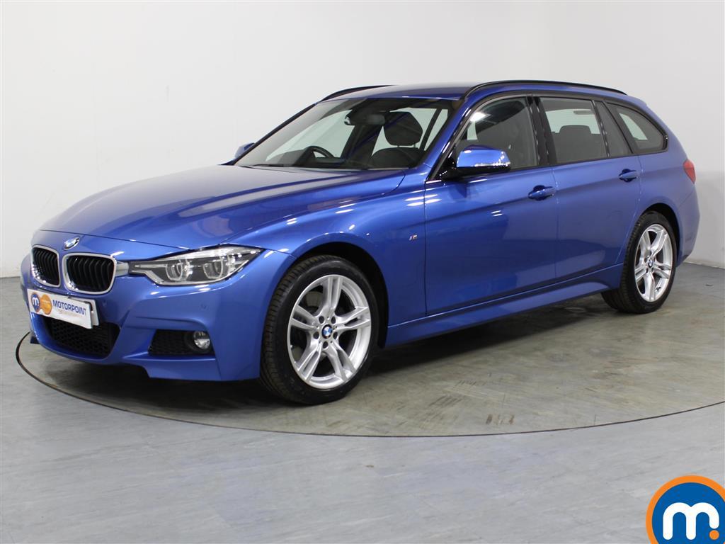 BMW 3 Series M Sport - Stock Number 1047293 Passenger side front corner