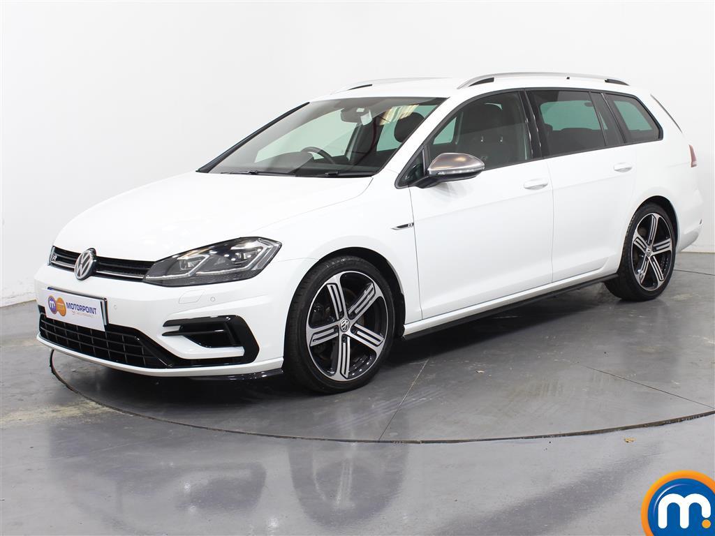 Volkswagen Golf R - Stock Number 1046877 Passenger side front corner