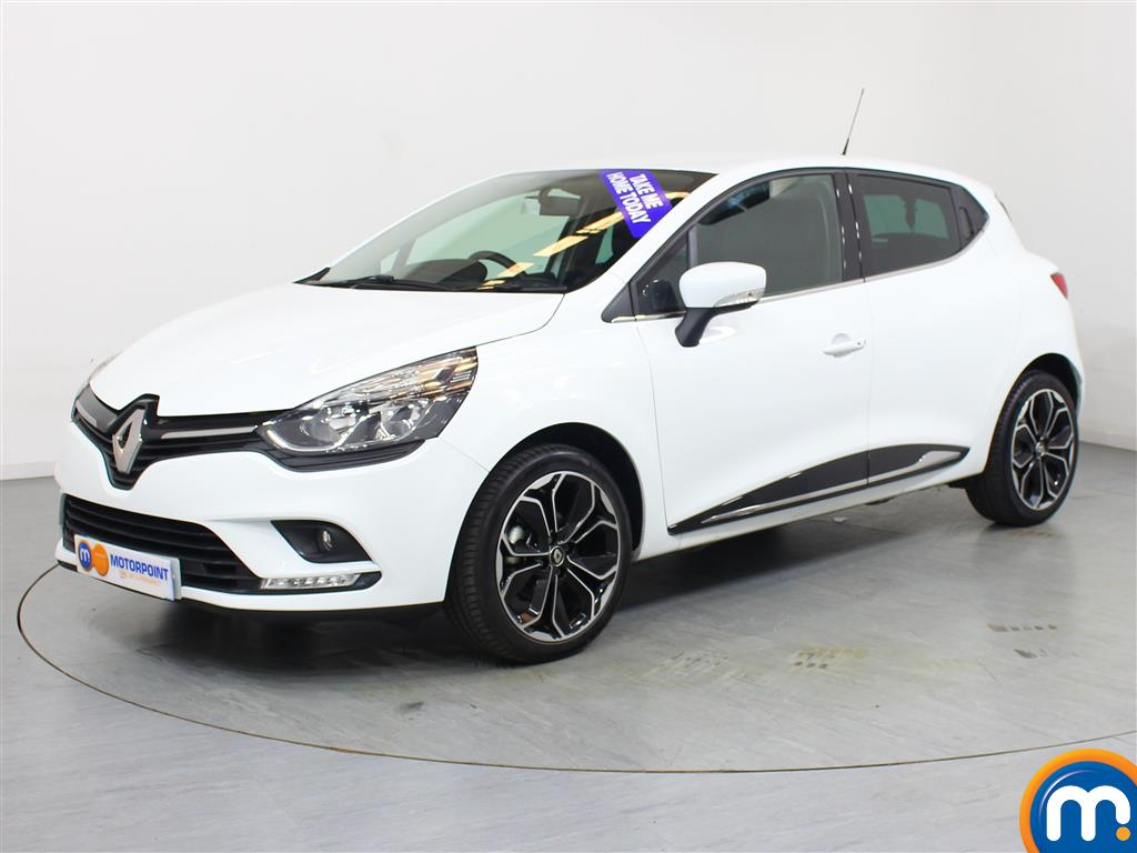 Renault Clio Iconic - Stock Number 1046702 Passenger side front corner
