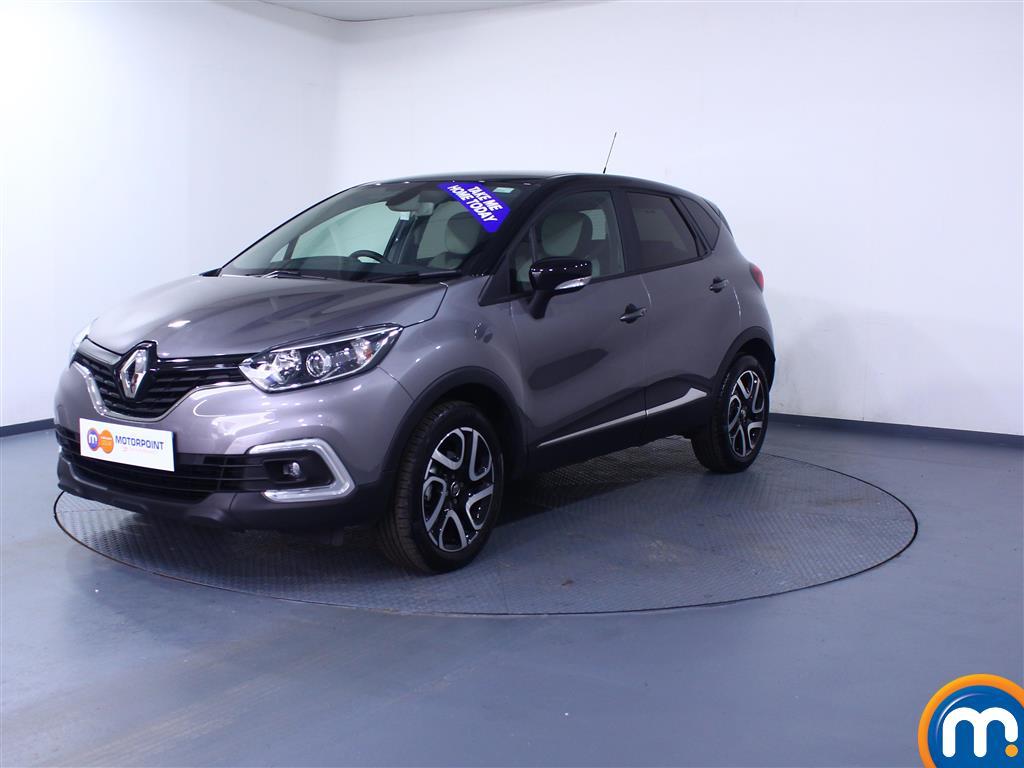 Renault Captur Iconic - Stock Number 1043110 Passenger side front corner