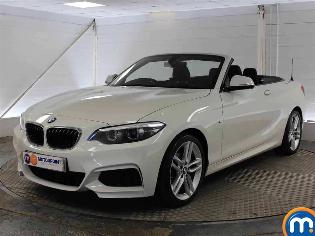 BMW 2 Series M Sport - Stock Number 1046838 Passenger side front corner