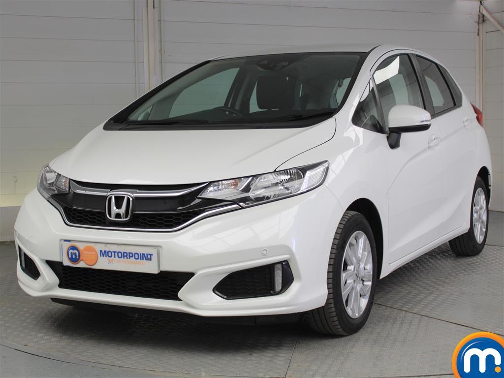 Honda Jazz SE - Stock Number 1044194 Passenger side front corner