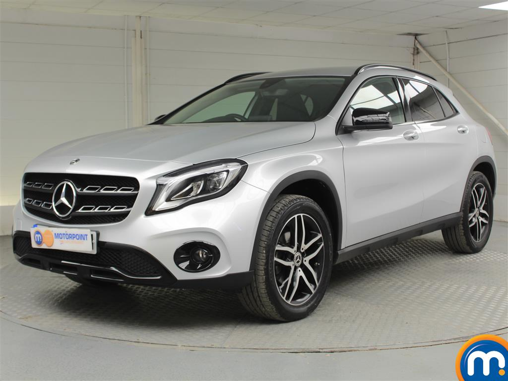 Mercedes-Benz Gla Class Urban Edition - Stock Number 1048368 Passenger side front corner