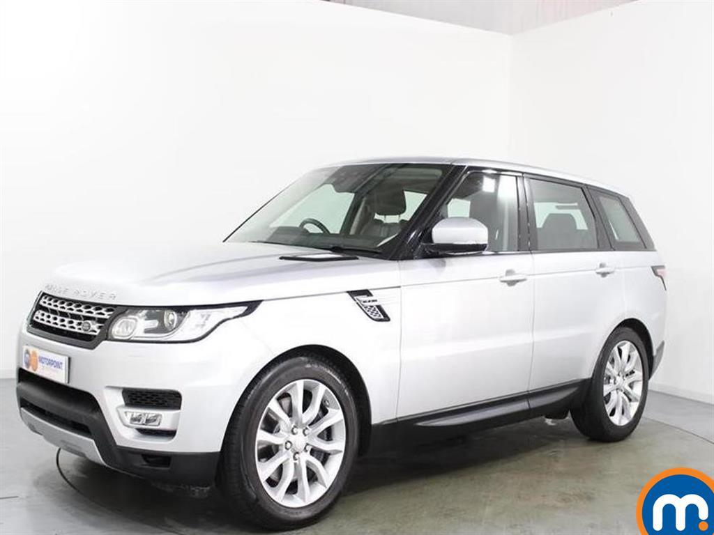 Land Rover Range Rover Sport HSE - Stock Number 1039556 Passenger side front corner