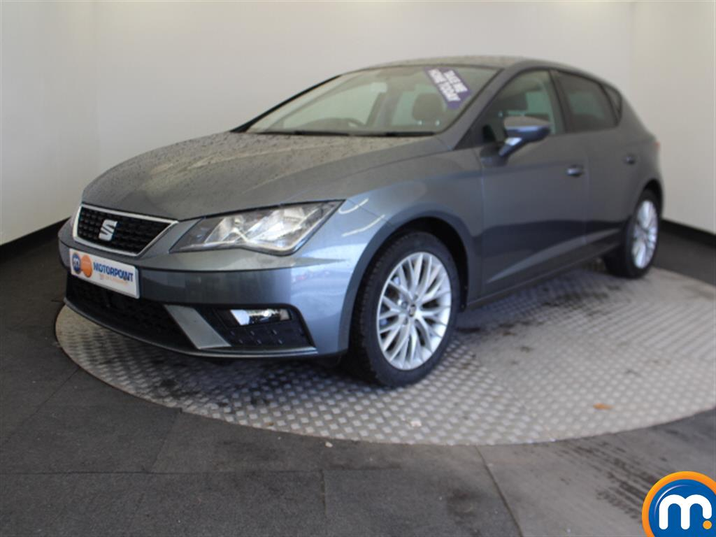 Seat Leon SE Dynamic Technology - Stock Number 1044850 Passenger side front corner