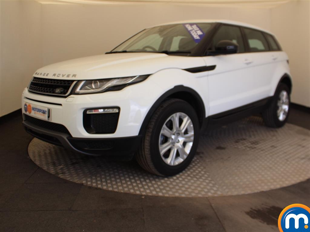 Land Rover Range Rover Evoque SE Tech - Stock Number 1048079 Passenger side front corner
