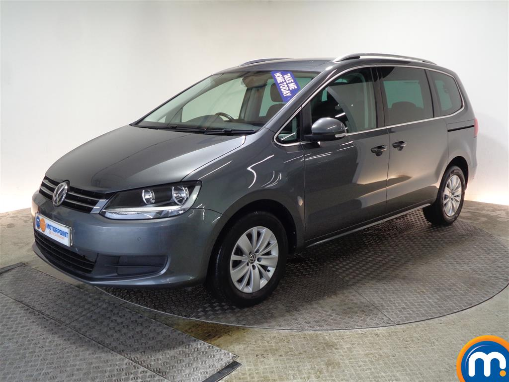 Volkswagen Sharan SE - Stock Number 1045326 Passenger side front corner