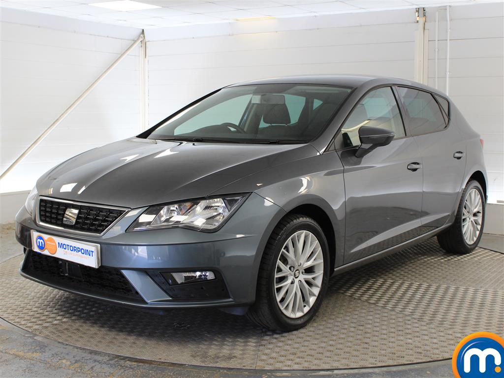 Seat Leon SE Dynamic Technology - Stock Number 1044851 Passenger side front corner