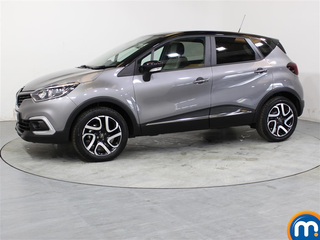 Renault Captur Iconic - Stock Number 1043112 Passenger side front corner