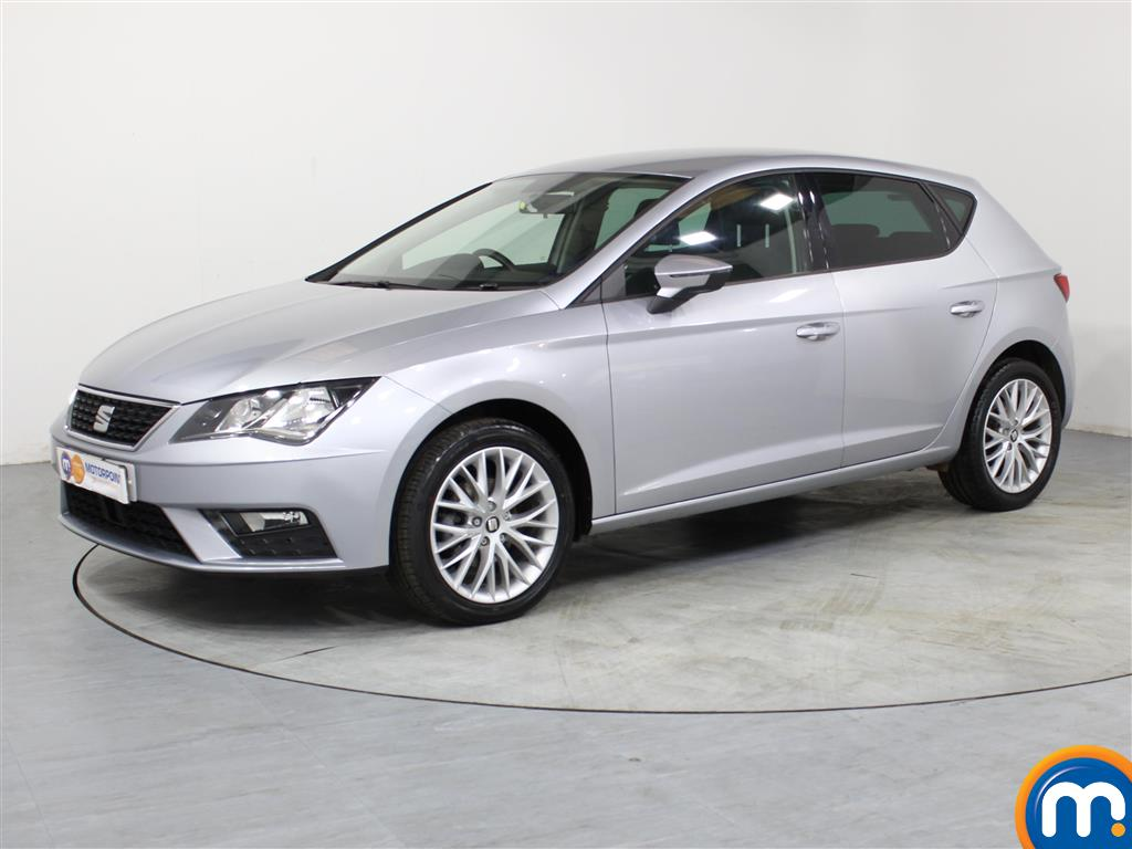 Seat Leon SE Dynamic Technology - Stock Number 1045912 Passenger side front corner