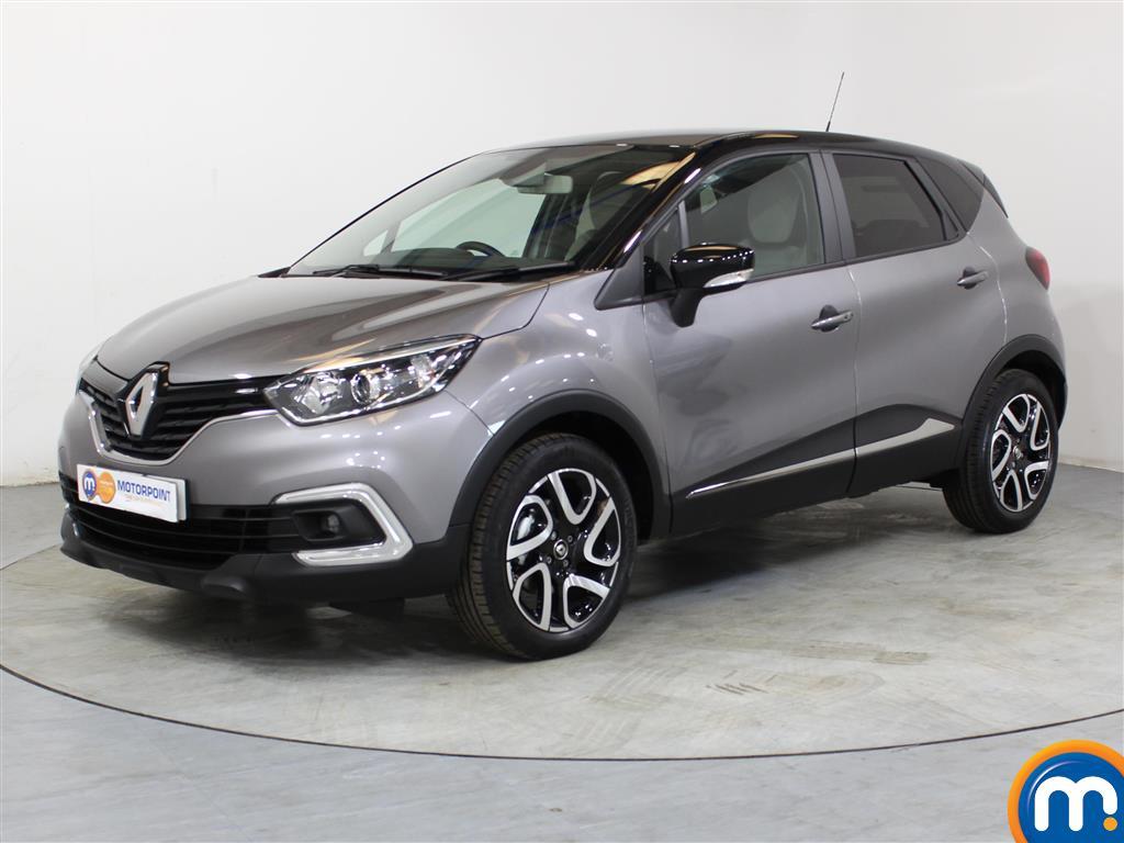 Renault Captur Iconic - Stock Number 1046346 Passenger side front corner